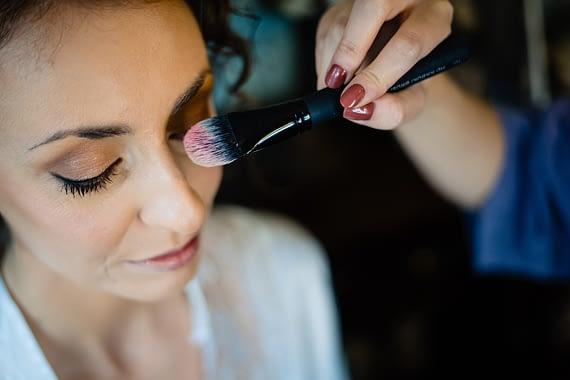 micro wedding photographer makeup artist