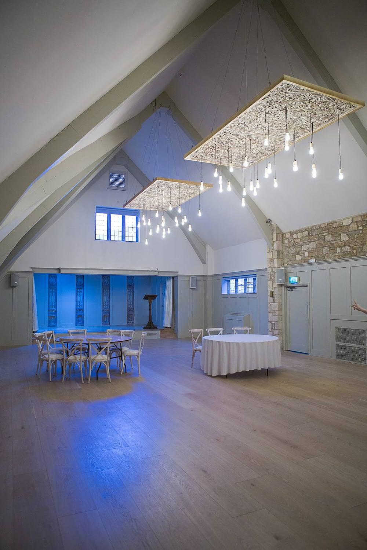 frogmill inn wedding breakfast room
