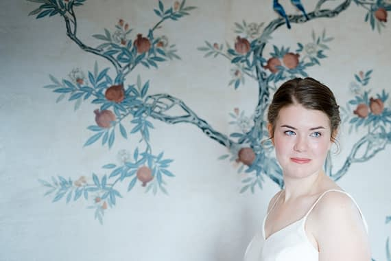 covid micro wedding photographer gloucester bride