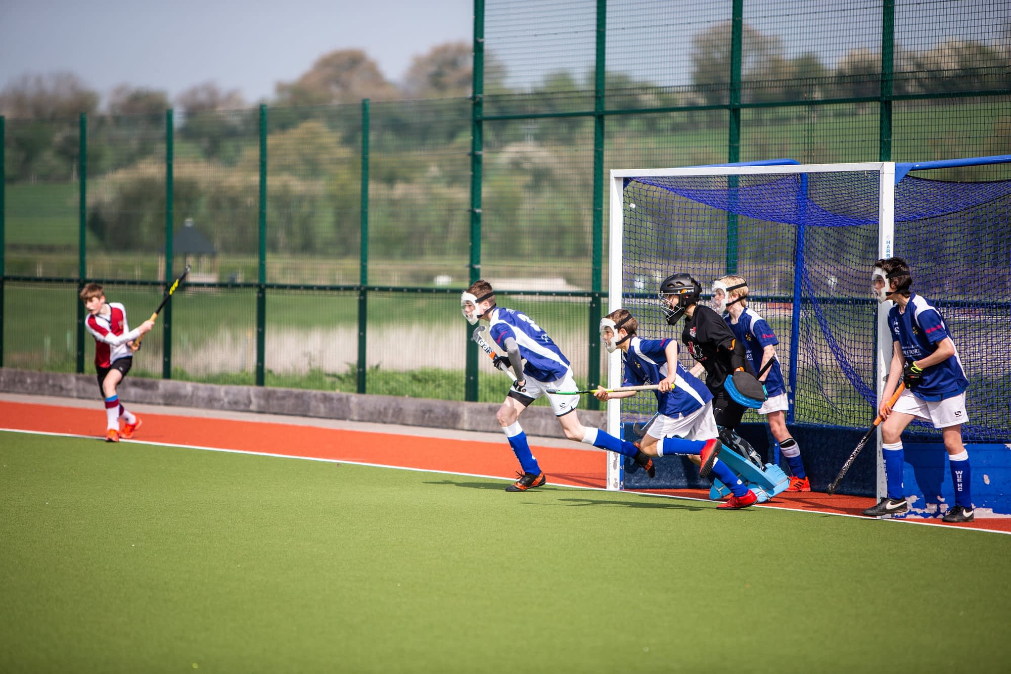 hockey team gloucestershire sports photography
