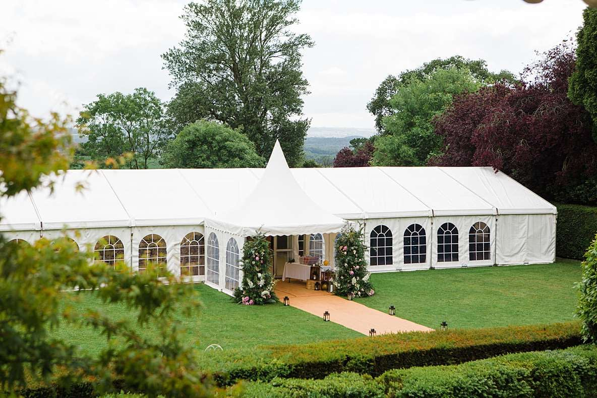 country marquee company gloucester wedding photography