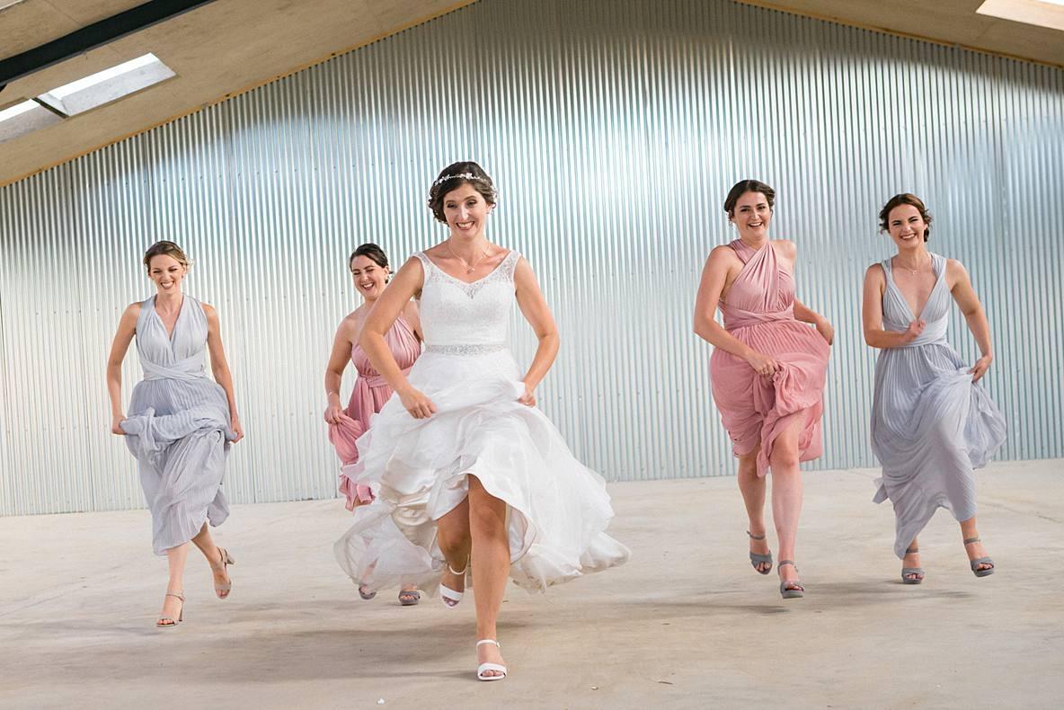running bride winkworth farm wedding shoes gloucestershire wedding photographer