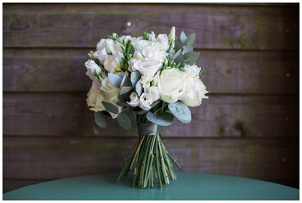 Bristol wedding bouquet Clifton