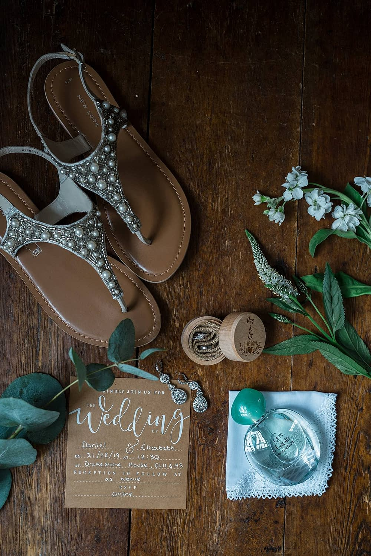 new look wedding shoes gloucestershire wedding photographer