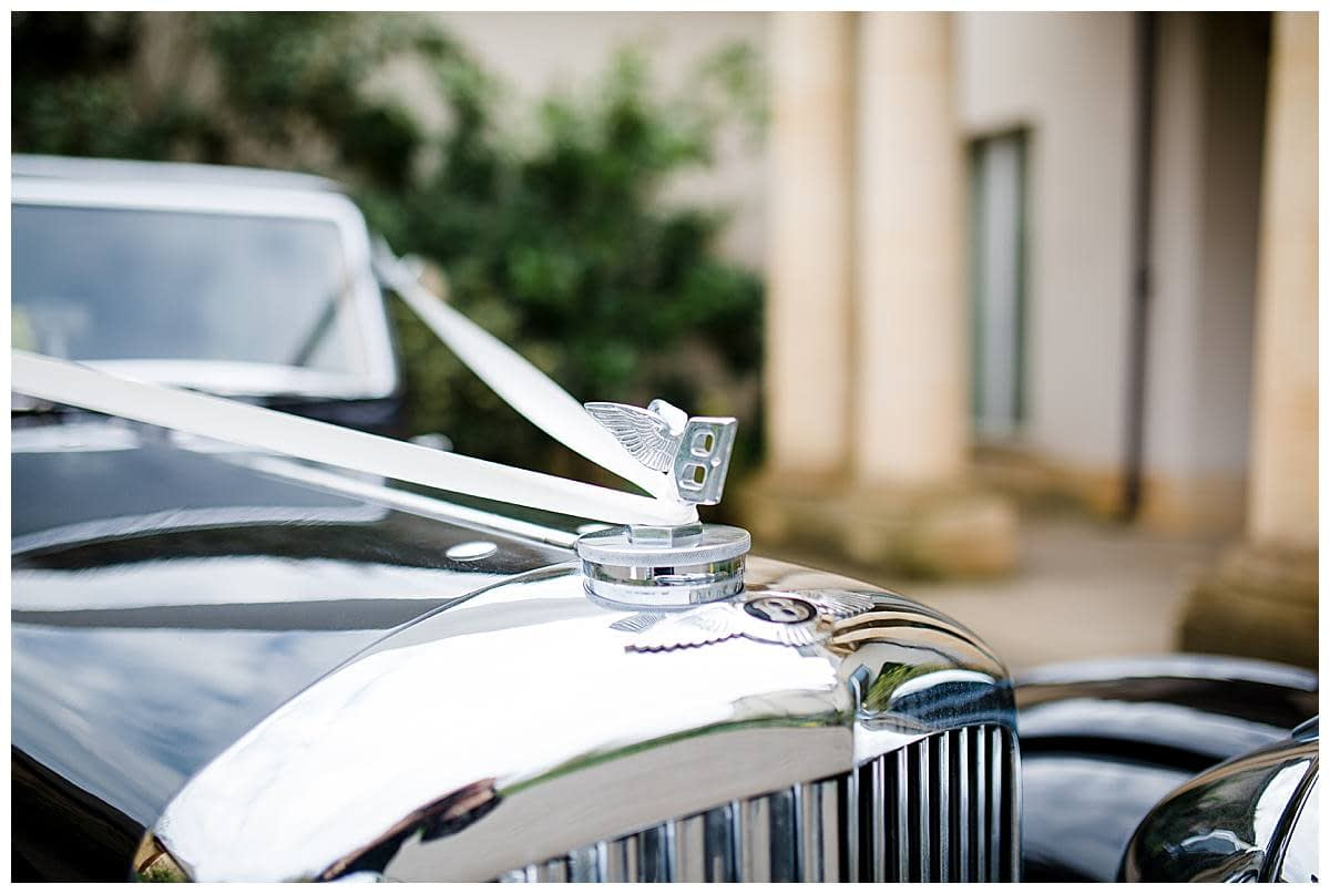 Bentley badge bowood