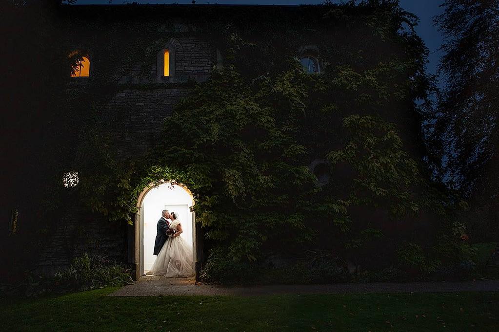Cowley Manor October wedding photographer