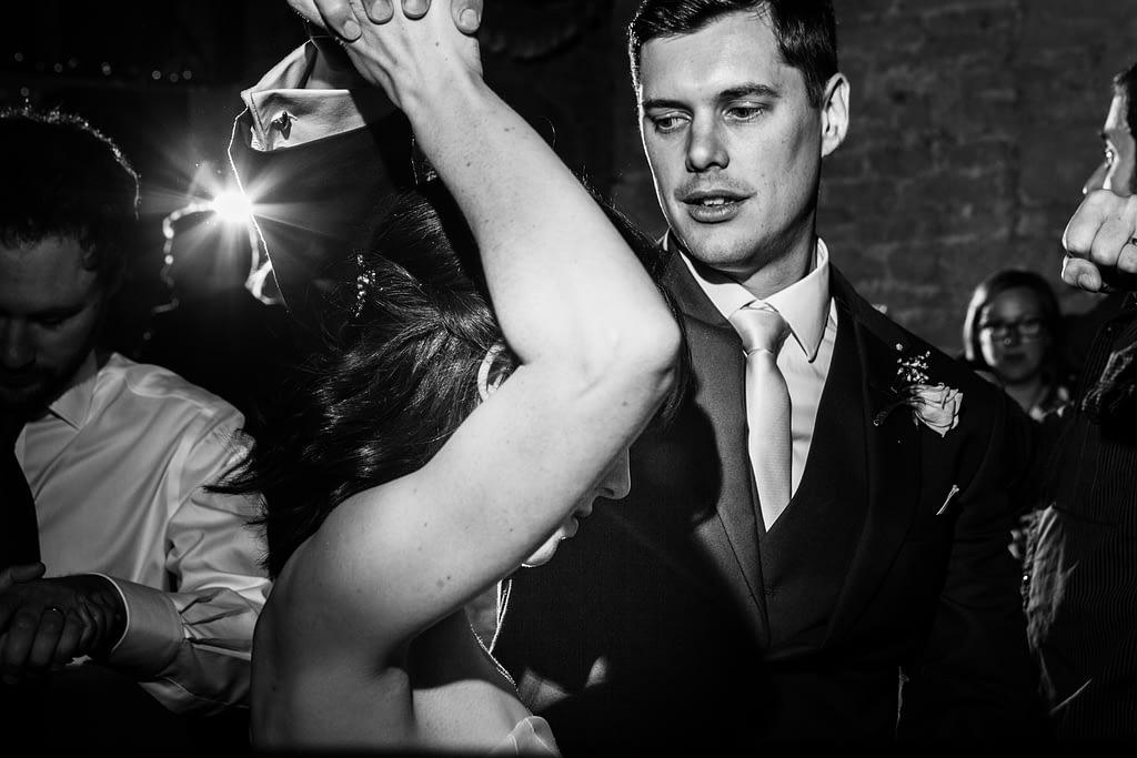 great tythe barn dance wedding