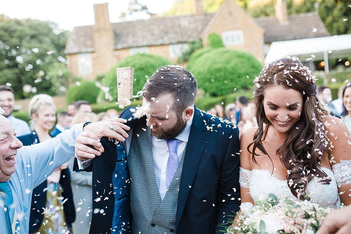 confetti throwing photography gloucester