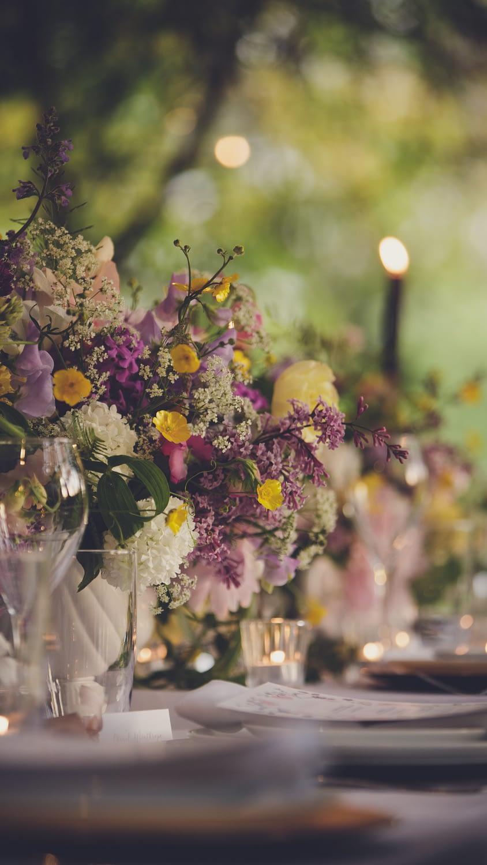 intimate wedding tables gloucestershire photographers