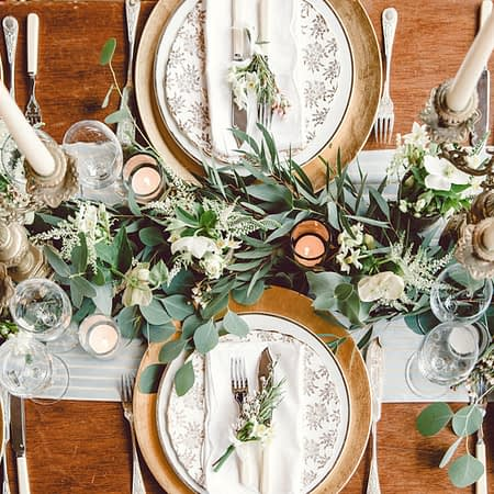 Imperial Wedding Tables – 7 Ways to Incorporate A Classical Design