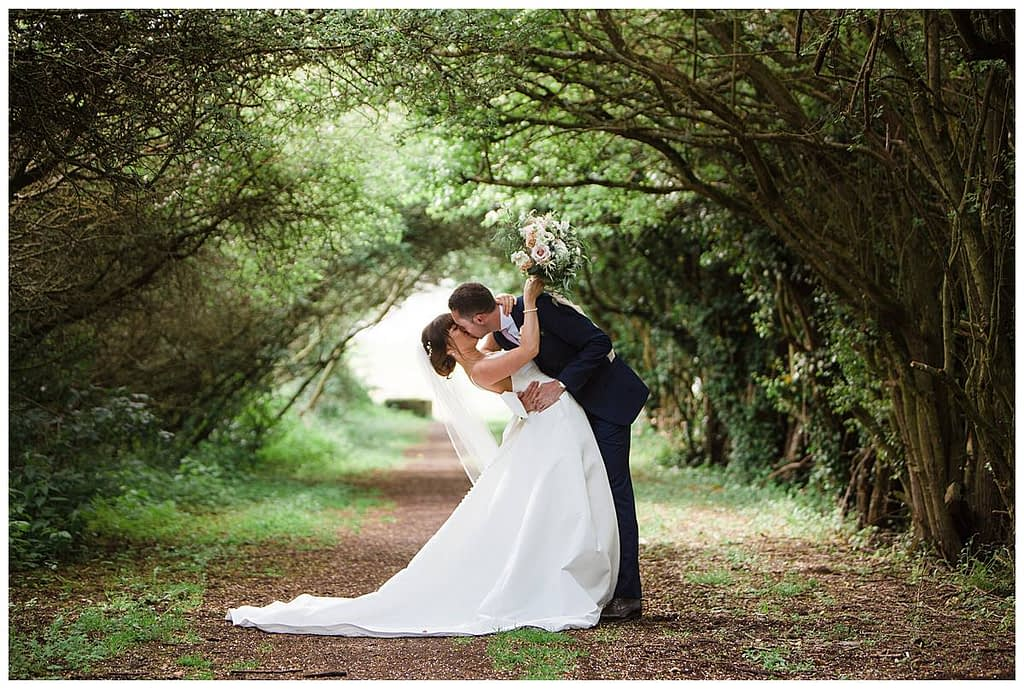Frogmill Inn Cheltenham Wedding Photographer