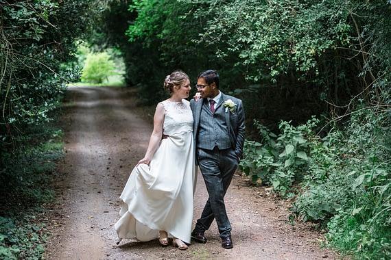 micro wedding photographer gloucester dancing together