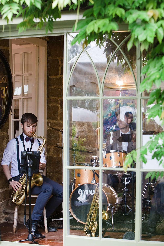 jazz band gloucester wedding photography