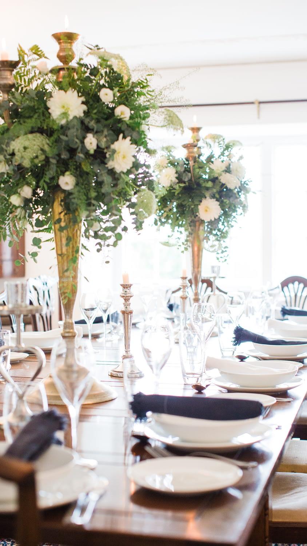 micro intimate wedding tables gloucestershire photographer