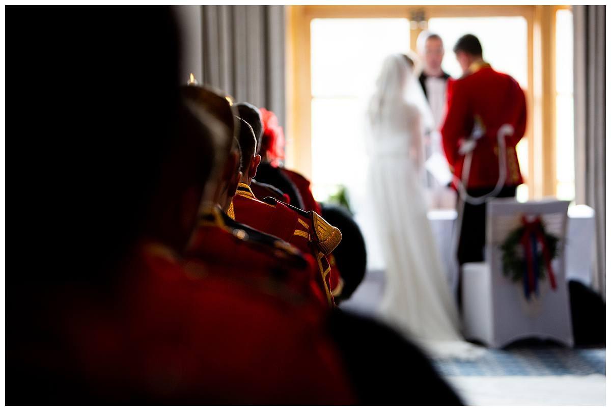 wiltshire wedding bowood hotel queens guard