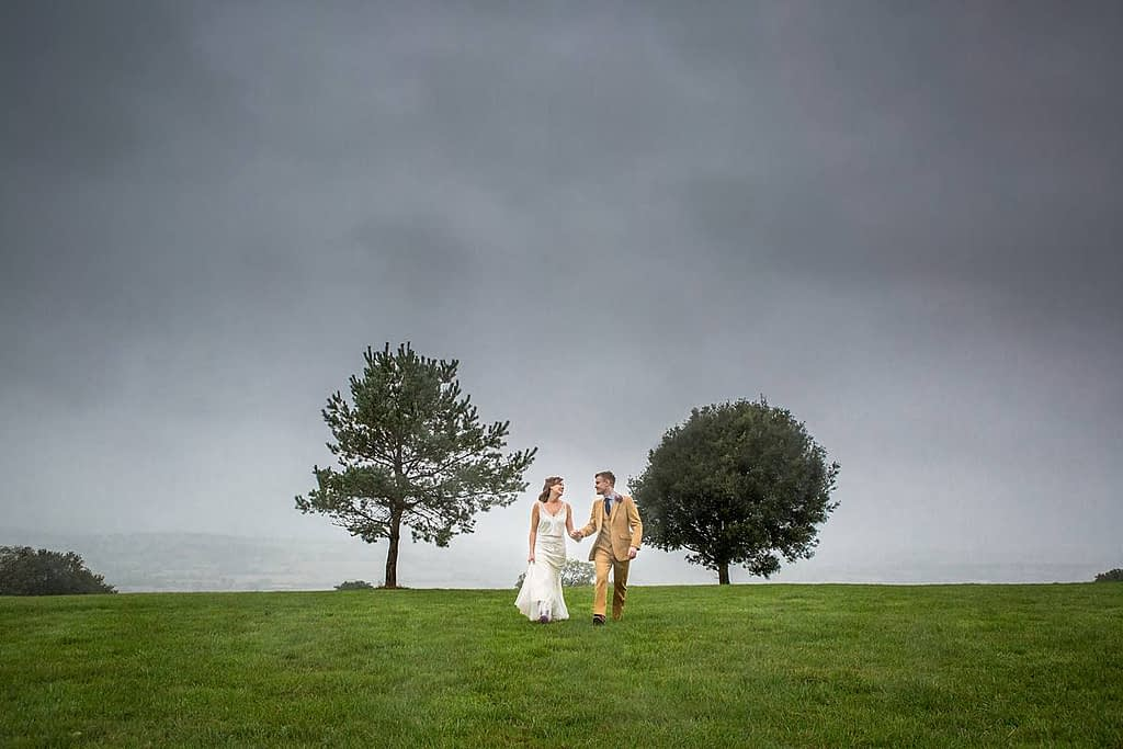 Somerset wedding day Glastonbury wedding photography