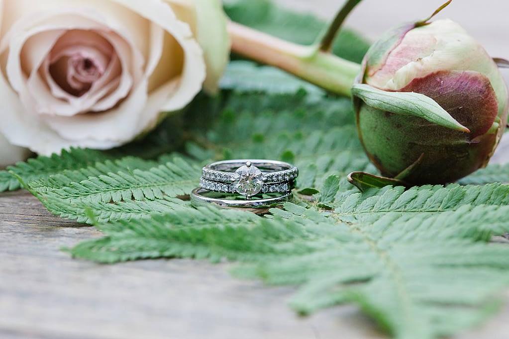wedding rings frogmill inn