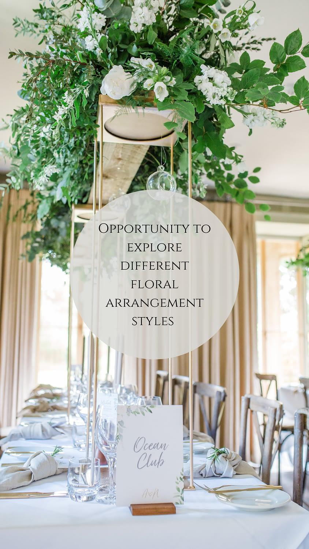 barnsley house intimate wedding tables gloucestershire photographer