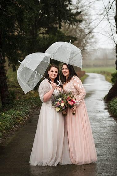 berwick lodge bristol wedding lgbt couples