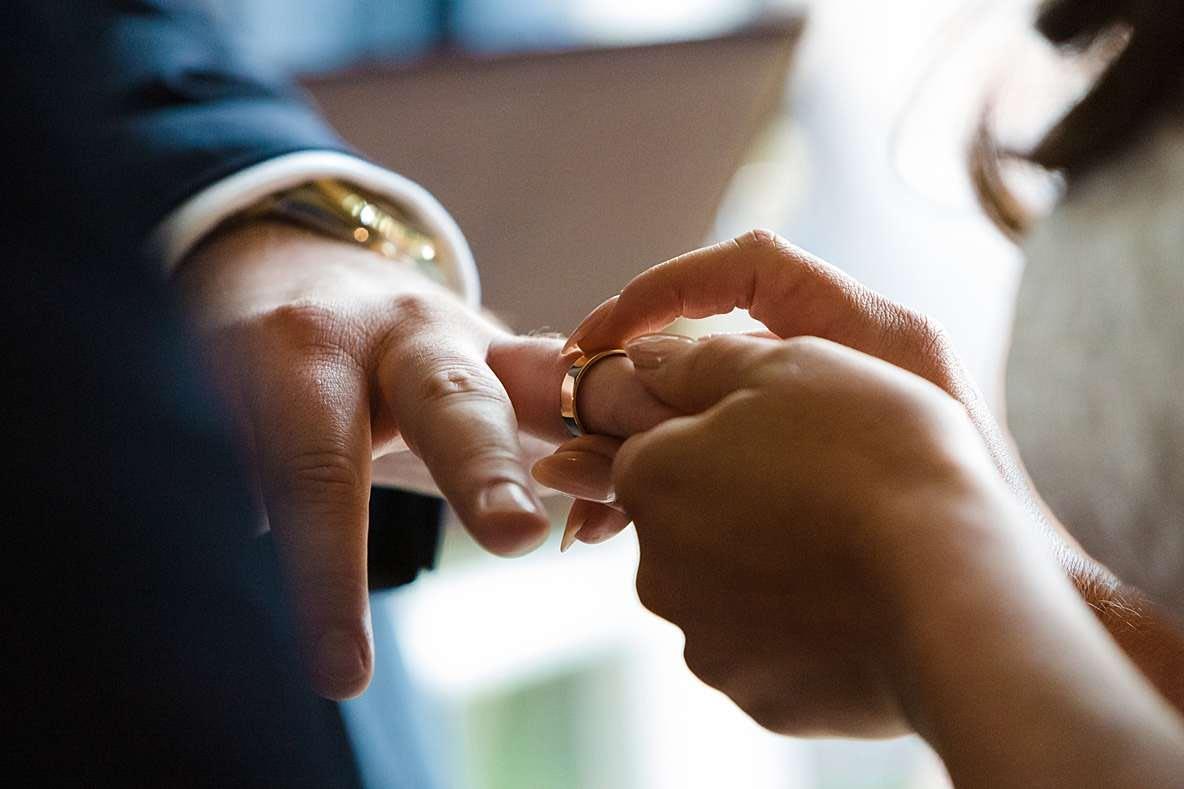 wedding rings photography bristol