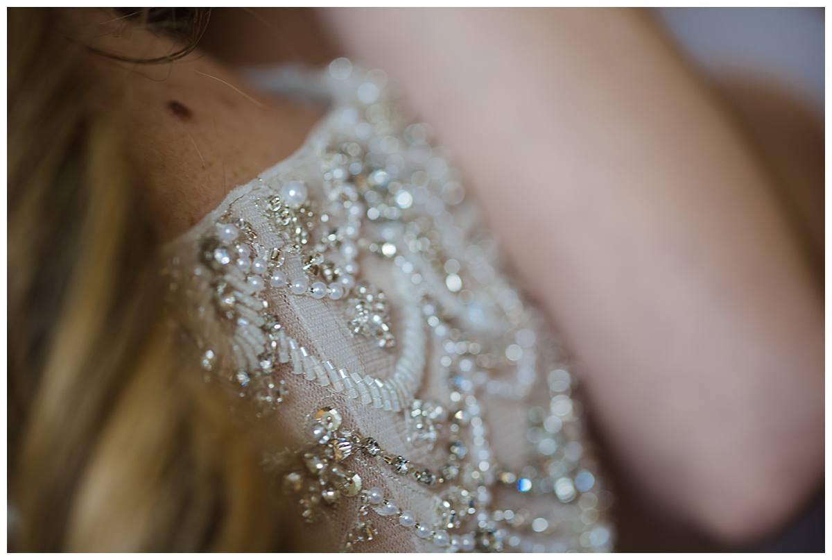 wedding dress Bowood hotel bride