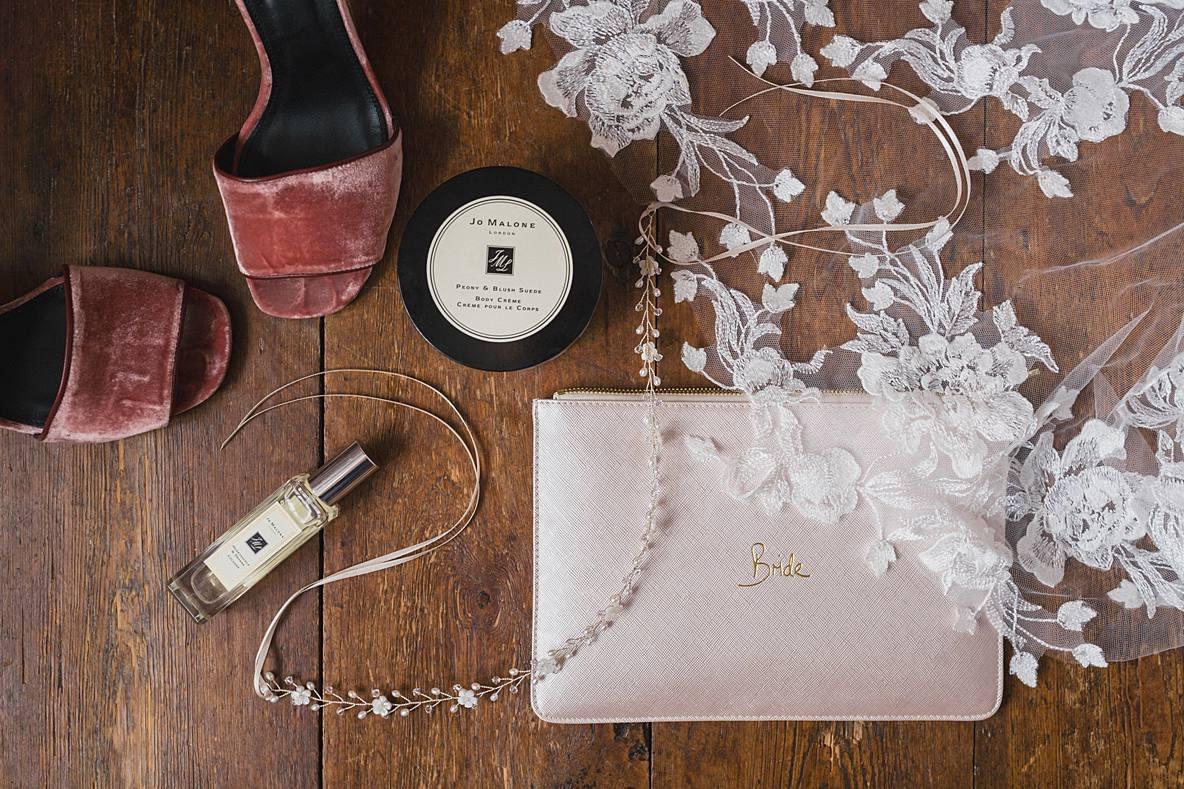velvet wedding shoes gloucestershire wedding photographer