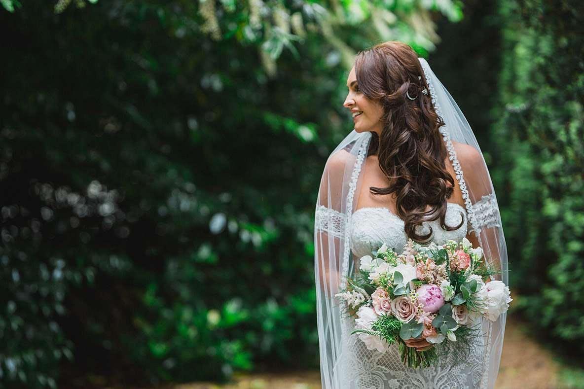 bridal portrait photography gloucester